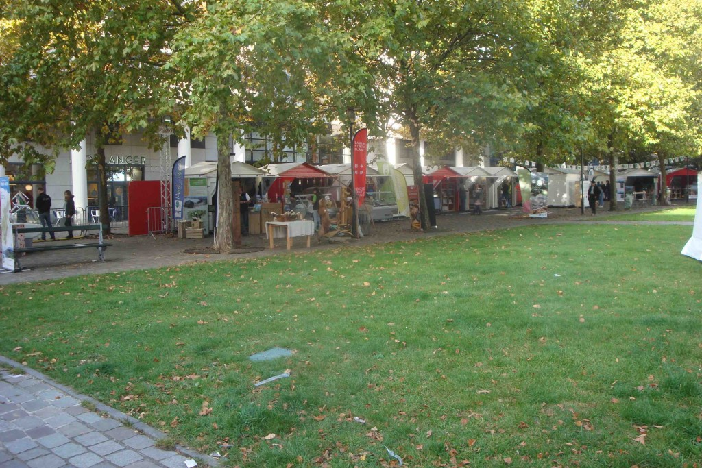 Village à Bercy